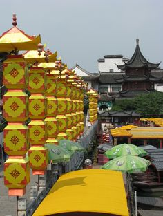 I Feel So Delighted, Inspired and Alive Being Here in China!!! Confucian Bazaar, Nanjing, China