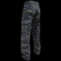 Kitanica All Season Pants in Black Multicam