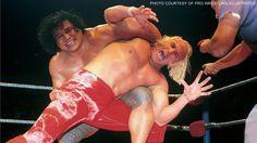 The Anoa'i family wrestling dynasty: peter maivia