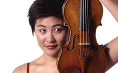 Jennifer Koh, violinist, joins the MSO to perform the Berg Violin Concerto on January 17 & 18, 2014.