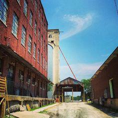 The Flour Mill, McKinney, Texas