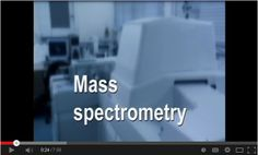 This clip is an education video on Mass Spectrometry using a magnetic sector instrument from the Royal Society of Chemistry. 8 min