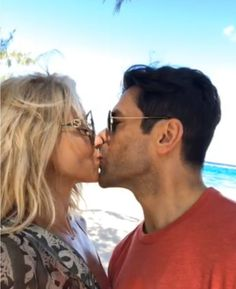 Kelly Ripa Posts Sweet Birthday Tribute to Husband and 'Finest Man' Mark Consuelos Mark Consuelos, Throwback Pictures, Latino Men, Mississippi Delta, Clap Back, Kelly Ripa, Toned Abs, Fine Men, Three Kids