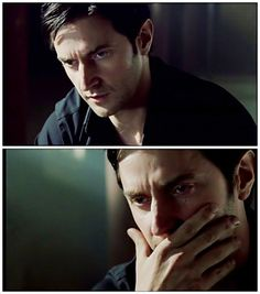 Richard Armitage as Lucas North. Brooding, haunted, passionate. (Much like Thorin, I might point out....) Spooks/MI-5