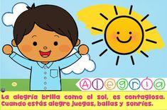 Cuaderno educativo de educación emocional Action Verbs, Emotional Intelligence, Baby Sleep, Toddler Activities, Clipart, Homeschool, Family Guy, Teacher, Classroom