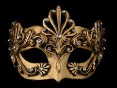 Baroque VENISE MASQUE en filigrane yeux masque en dentelle Vénitiens pointes Masque