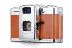 Epitomizing luxury and classic elegance, the Lomo LC-A+ Silver Lake celebrates the heritage behind our favorite compact snapshot camera. Dressed in lustrous chrome and adorned in genuine leather, this limited edition LC-A+ comes with Russian-made Minitar 1 lens and is packaged in a special wooden box.