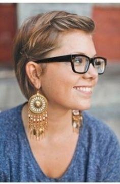 22 #accessoires renversants pour les femmes aux cheveux courts...