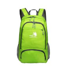 Fafada 25L Kids Hiking Bag Outdoor Small Size Leisure Travel Student Backpack(Apple green) *** Hurry! Check out this great product : Day backpacks