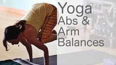 This one is something to work on. Got a little light-headed today. Free Yoga Class Fun with Abs and Arm Balances: Yoga with Lesley Fightmaster