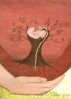 Placenta; tree of life. $148. I actually like this <3