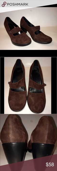 Dansko Brown Tara Left Bank Sz 41 10.5-11 NWOB Dansko Shoes Heels