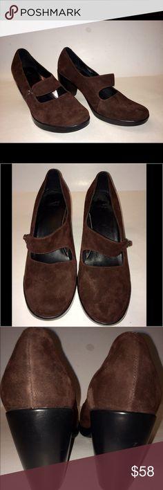 Dansko Brown Tara Left Bank Sz 41 10.5-11 NWOB Dansko Shoes Heels