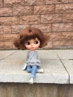 Blythe Doll Modern Pop Art, Barbie, Cute Girl Wallpaper, Contemporary Dance, Custom Dolls, Doll Face, Doll Accessories, Vintage Dolls, Blythe Dolls