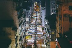The Night Markets by peter stewart on 500px