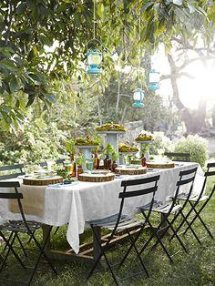 11 Ways to Throw a Victorian Garden Party