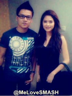 @ilhamfauzie with @LeniBe5t