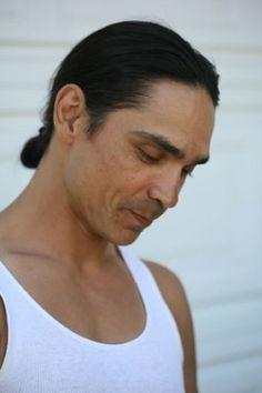 Zahn McClarnon, plays Mathias, tribal police, on 'Longmire'.
