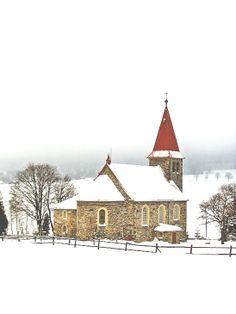 Church, Lasowka, Poland