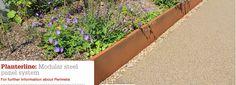 Perimeta Corten Planters, Metal Planters and Tree Planters | Kinley Systems