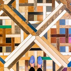 Sebastian Erras Photography - Parisian Floors and great men's shoes - a perfect living with craft combo!