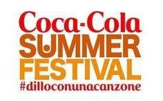 """L'evento in 4 appuntamenti del """"Coca Cola Summer Festival"""" Ci sono più di 60 i big in gara al """"Coca Cola Summer Festival"""", vediamo questa sera chi si esibirà: Fedez, J-Ax, Il Cile e Space One, Francesco Renga, Nek, Malika Ayane, Alvano Soler, Bianca Atzei e"""