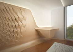 Zaha Hadid is one of 11 architects designing a apartment at a McDonald's charity house in Hamburg for relatives of children receiving hospital treatment.