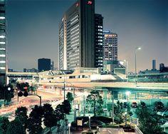 Tokyo - Urban Neon Nights on Behance
