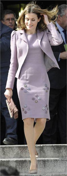 [Código: LETIZIA 0208] Su Majestad la Reina Doña Letizia