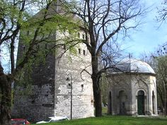 Captain castle and turbee,Bihac ,  Bosnia and Herzegovina,