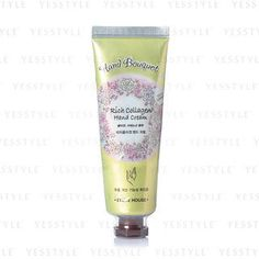 Hand Bouquet Rich Collagen Hand Cream from #YesStyle <3 Etude House YesStyle.com