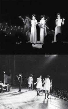 Martha Reeves & The Vandellas in Tokyo, 1968