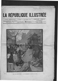 la republique frontpage mucha 1891