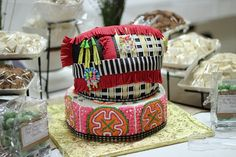 Our Hmong cake #weddings #cake #hmong