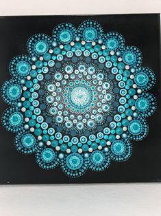 Resultado de imagen para beautiful dot art painting