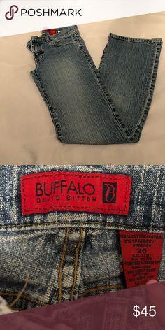 Buffalo David Bitton Jeans Boot cut jeans- size 26 Buffalo David Bitton Jeans Boot Cut