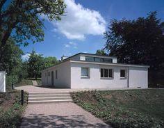 Хаус ам Хорн в Веймаре. Построен для первой выставки Баухайз