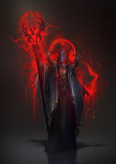 Dark Bloodmage