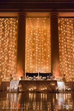 Kelly & Craig // Hall of Springs Wedding Fall | Renaissance Floral Design
