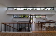 Gallery of Terraces Home / H