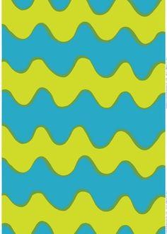 Lokki fabric | Cotton Fabrics | Marimekko
