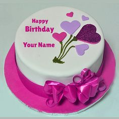 539 Best Hbd Cake Images Birthday Cakes Cake Name Happy Birthday