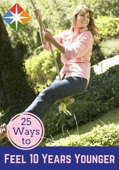 25 ways to feel 10 years younger today! Try these tips for exercise and play and defy your age! Wellness Tips, Health And Wellness, Ginger Juice Benefits, Getting Rid Of Phlegm, Diet Tracker, Spark People, Cancer Cure, Bad Breath, Get In Shape