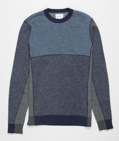 Norse Projects - Sigfred Block Merino