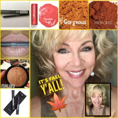 Get ready for Fall 2016 in Younique style!!   Bronzed eye look is all the rage!!  Check out my YouTube tutorial on this look by clicking this link:https://youtu.be/47Pbcf4Xxn8  #fall #makeup #getthelook #younique