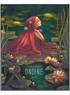 Ondine di Benjamin Lacombe, Rizzoli, #copertinedaincanto di Ana Gutierrez Garcia