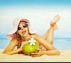 Menssanacorporeinsepulto: Protege tu cabello en verano