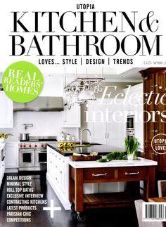 17 best utopia kitchen bathroom magazine images bathroom trends rh pinterest com