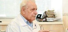 """Profesor Ivan Neumyvakin: """"Téměř jakékoli kožní onemocnění se vyléčí, pokud k léčbě použijete tuto látku"""" Medical, Author, Medicine, Med School, Active Ingredient"""