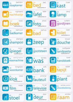 Dutch Language Stickers